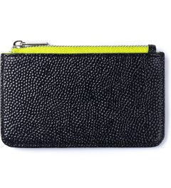 Stevin Gold Gecko Stingray Cardholder Picture