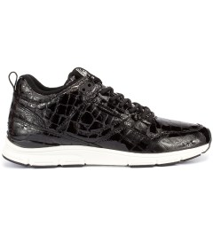 Gourmet Black Croc/White The 35 Lite LXE Shoes Picture