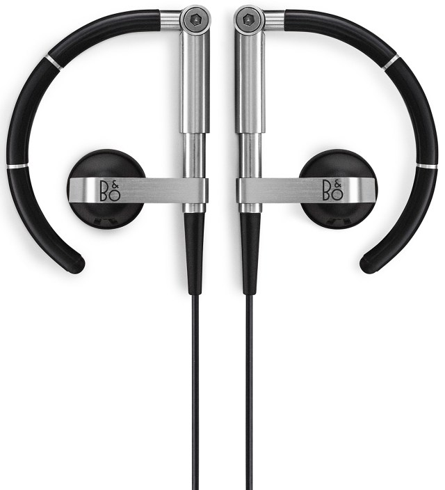 Black EarSet 3i Headphones