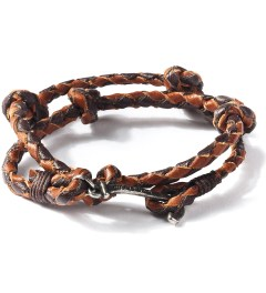 Icon Brand Brown Hot Tub Time Machine Bracelet Picutre