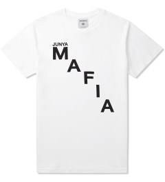 Junya Mafia White Cease T-Shirt Picture
