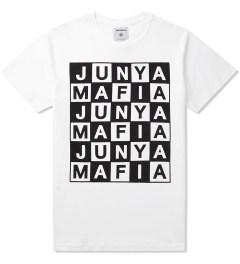Junya Mafia White Louis T-Shirt Picutre