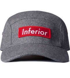 Mark McNairy for Heather Grey Wall Grey Inferior Jet Cap  Picutre
