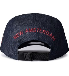 Mark McNairy for Heather Grey Wall Denim Inferior Jet Cap Model Picutre