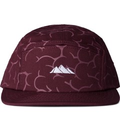 Mister Maroon Mister x FM Brains Camp Cap Picture