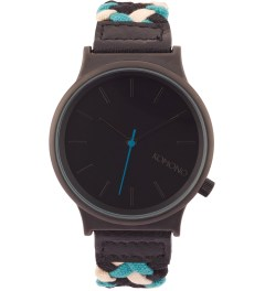KOMONO Blue Cheese Wizard Wovens Watch Picutre