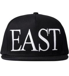 Stampd Black East Snapback Cap Picutre