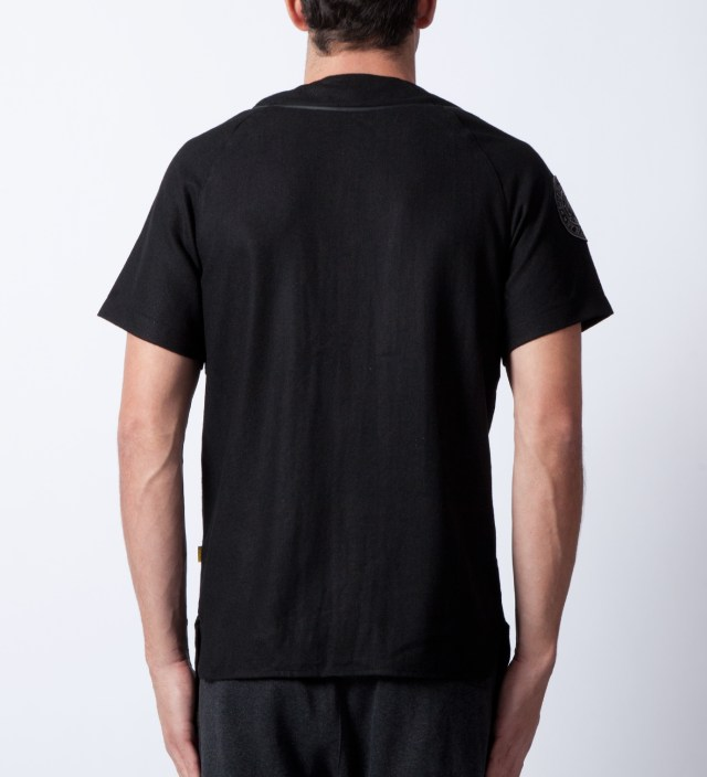 Black Legends 88 Baseball Jersey Shirt