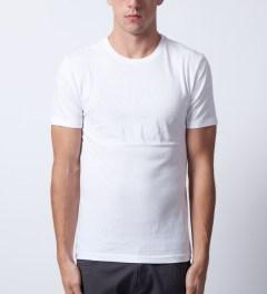 AURA GOLD White Gothic Aura T-Shirt Model Picture
