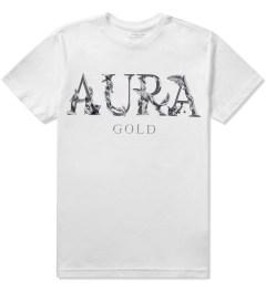 AURA GOLD White Aura Statue T-Shirt Picture
