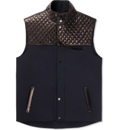 HSTRY x Grungy Gentleman Black HSTRY x Grungy Gentleman Vest  Picture