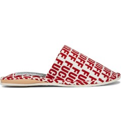 Medicom Toy Red Fabrick Ethos Bal Slipper Picutre