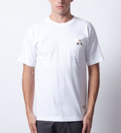 Mister White Mr. Pin T-Shirt Model Picture
