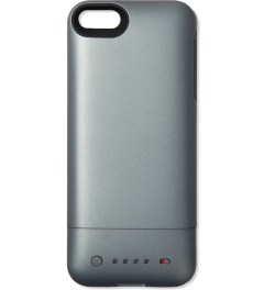 mophie Metallic Black Juice Pack Hellium for iPhone 5/5S Picture