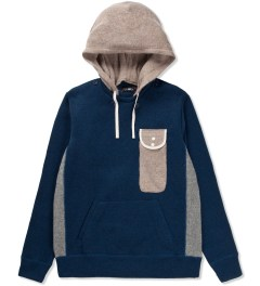 CASH CA Blue Glass Pocket Parka Picutre