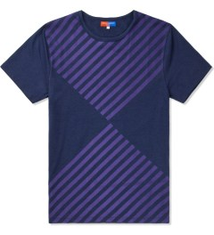 Opening Ceremony Navy Diamond Print T-Shirt  Picture