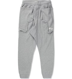 P.A.M. Grey Marle Duplo Pant Picture