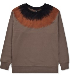 P.A.M. Olive Fuzz Sweater Picutre