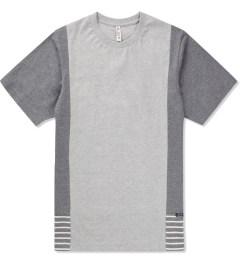 P.A.M. Grey Marle Folie T-Shirt  Picture