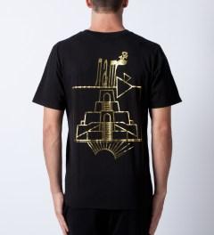 P.A.M. Black The Fool T-Shirt  Model Picutre