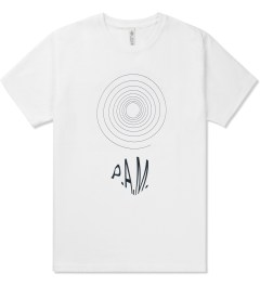 P.A.M. White Spiral Tribe T-Shirt Picture