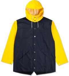 RAINS Blue Yellow Jacket Ltd  Picutre