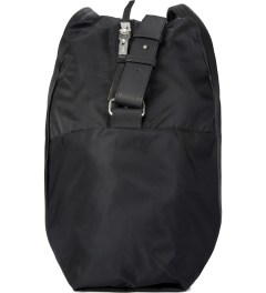 SILENT Damir Doma Black Buani Gym Bag  Model Picture