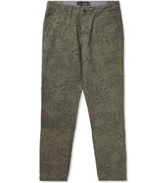 Ucon Olive Everell Chino Pant Picture