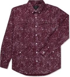 Ucon Bordeaux Andormeda Shirt Picture