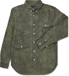 Ucon Olive Everglades Shirt Picture