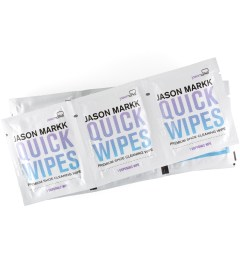 Jason Markk Quick Wipes  Model Picture