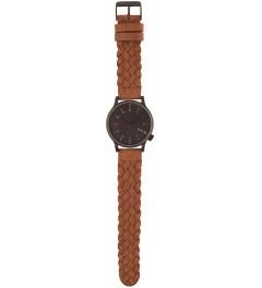 KOMONO Woven Chestnut Winston Watch Model Picutre
