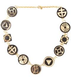 AMBUSH® AMBUSH x G-DRAGON Gold King Crest Necklace Picutre