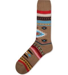 CHUP Khaki Hosipino Sock  Picture