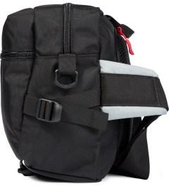 DSPTCH Black Slingpack Bag Model Picutre
