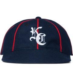 Ebbets Field Flannels Kansas City Blues 1928 8-Panel Ballcap  Picutre