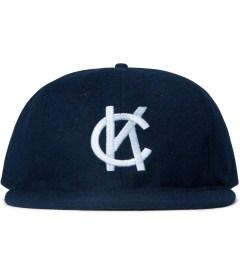 Ebbets Field Flannels Kansas City Blues 1951 Ballcap  Picutre