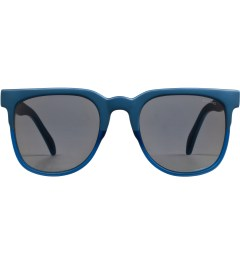 KOMONO 2 Tone Blue Riviera Sunglasses Picture