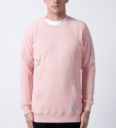Liful Pink Pocket Sweater Model Picture