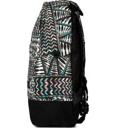 Mishka Black King Jaffe Knapsack Backpack  Model Picture
