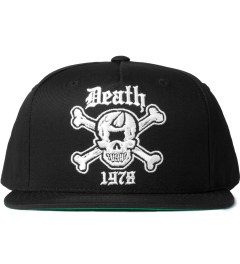 Mishka Black Death 1978 Snapback  Picture