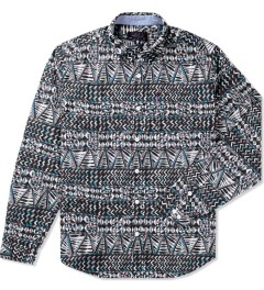 Mishka Dawn King Jaffe Button-Up Poplin Shirt  Picture