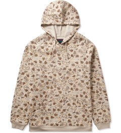 Mishka Wheat Animal Parade Pullover Hoodie Picture