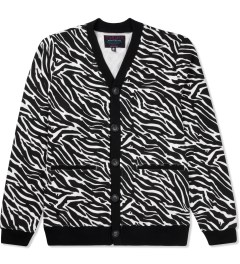Mishka White Rumble Cardigan  Picture