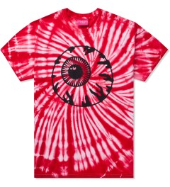 Mishka Red Dye Keep Watch Monochrome T-Shirt Picture