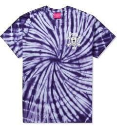 Mishka Purple Tie-dye Death 1978 T-Shirt Picture