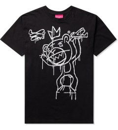 Mishka Black Kong Mop T-Shirt Picture