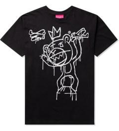 Mishka Black Kong Mop T-Shirt Picutre
