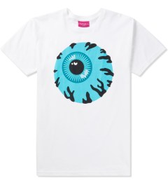 Mishka White Keep Watch T-Shirt Picture