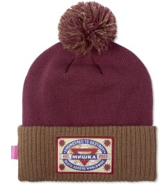 Mishka Cardinal Scout II Knit Pom Beanie Picture